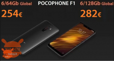 Discount Code - Xiaomi PocoPhone 6 / 128Gb to 282 € and 6 / 64Gb to 254 €