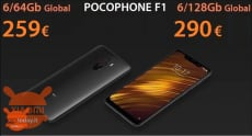 Discount Code - Xiaomi PocoPhone 6 / 64GB to 259 € and 6 / 128Gb to 290 €