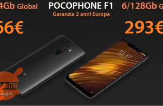 Offer - Xiaomi PocoPhone 6 / 128Gb to 293 € and 6 / 64Gb to 266 € guarantee 2 years Europe priority FREE shipping