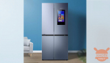 Viomi 451L Smart Four-Door Refrigerator con display interattivo rilasciato in Cina