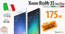 [Offre] Xiaomi RedMi 3S Version internationale disponible sur HonorBuy