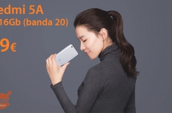 Discount Code - Xiaomi Redmi 5A 2 / 16Gb Global (20 band) from 79 €