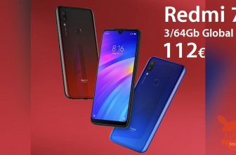 Discount Code - Xiaomi Redmi 7 Global (20 band) 3 / 64Gb at 112 € and 3 / 32Gb at 104 € and 2 / 16GB at 95 €