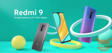The Redmi 9 Global 4 / 64Gb version with NFC is on offer for only 113 €!