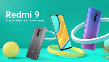 Discount Code - Redmi 9 Global 4 / 64Gb at 111 € version WITH NFC