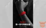 Redmi Band: New teaser confirms the arrival for the 2020 Mi Fan Festival