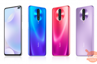 The new Redmi K30i is now official: here are the features of the brand's cheapest 5G smartphone