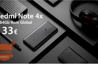 Kod rabatowy - Redmi Notes 4x 4 / 64Gb Rom Global Black do 133 € 2 gwarancja lat Europa