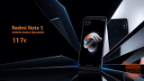 Kode Diskon - Xiaomi Redmi Notes 5 4 / 64Gb global (20 band) ke 117 € dan 3 / 32Gb ke 103 € dari saham UE