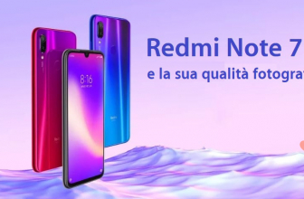 Redmi Note 7 Pro a top range camera in a mid-range? Let's see it together!