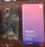 Redmi Note 7 Pro catches fire but is not a quality problem