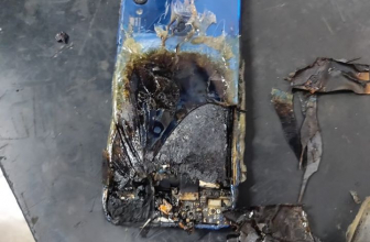 Redmi Note 7S s'enflamme en Inde: batterie auto-inflammable