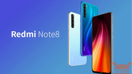 Discount Code - Redmi Note 8 Global 4 / 64Gb at € 130 and 4 / 128Gb at € 146 2-year warranty Europe and 4 / 64Gb at € 165 on Amazon Prime