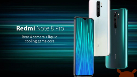 Kod rabatowy - Redmi Notes 8 Pro Global 6 / 128Gb w 193 € i 6 / 64Gb w 185 €