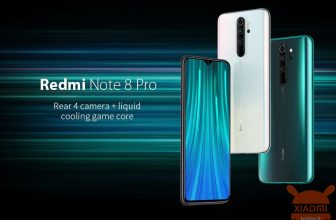 The 8Gb Redmi Note 128 Pro is on offer at 156 € at Banggood!