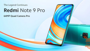 The Redmi Note 9 Pro 128Gb Global from 168 € is an unmissable offer