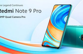 The Redmi Note 9 Pro on offer at 165 € with FREE shipping from Europe