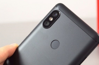 Xiaomi Redmi Note 5: how to install the camera port of Mi A2