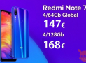 Kod rabatowy - (xiaomi) Redmi Notes 7 Global 4 / 64Gb w 147 € 4 / 128Gb w 168 € i 3 / 32Gb w 126 €