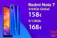 Kod rabatowy - (xiaomi) Redmi Notes 7 Global 4 / 64Gb w 158 € 4 / 128Gb w 168 € i 3 / 32Gb w 134 €