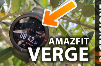 Amazfit Verge - Review - raisons 3 de le choisir