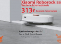 Discount Code - Roborock S50 International Smart Robot washes the floor at 313 € warranty 2 years Europe and priority shipping Included