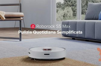 Roborock S5 Max the best Robot washes and vacuums at the lowest price ever with FREE shipping from Europe