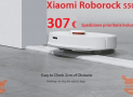 Discount Code - Roborock S50 Smart Robot washes floor at 307 € and S55 at 314 € priority shipping Included