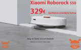 Discount Code - Roborock S50 Smart Robot floor washes at 329 € Priority delivery Included!