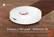 Roborock S6 the robot washes floors from Xiaomi at 348 € shipped from Europe