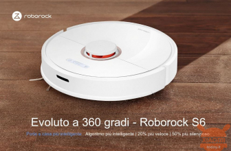 Offer - Xiaomi Roborock S6 floor cleaning robot at € 400 from Amazon Prime