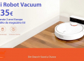 Discount Code - Mi Robot Vacuum only 235 € with warranty 2 years Europe and shipped from EU warehouse
