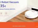 Discount Code - Mi Robot Vacuum for only 235 € FREE priority shipping