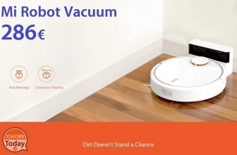 Offer - Mi Robot Vacuum for only 286 €