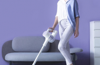 Discount Code - Roidmi Zero vacuum cleaner cleans 272 € sterilizer floors with priority shipping (no customs) Free