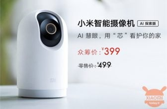 Xiaomi Smart Camera AI Discovery Edition: officiell den nya IP-kameran av märket, nu med VLOG-funktion