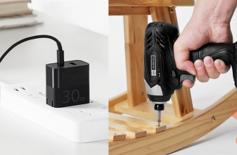 Xiaomi presents new ZMI battery charger and Wiha electric screwdriver
