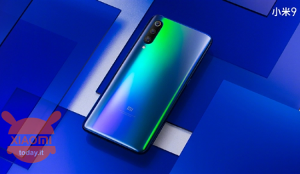 Xiaomi Mi 9: Battery capacity, internal memory, NFC and much more
