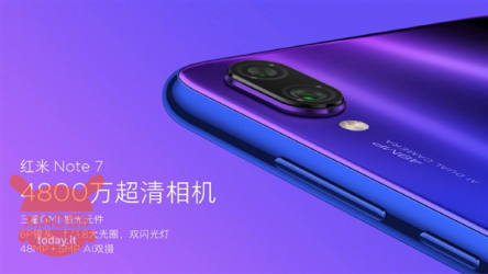 Xiaomi Redmi Note 7 Pro: It will be presented in February with Sony IMX586 sensor