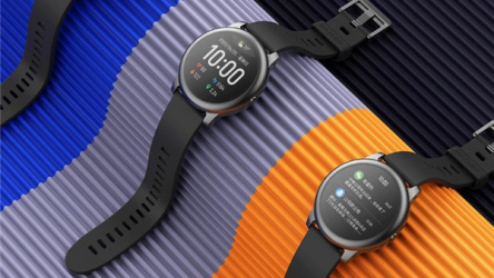 Haylou Solar Smartwatch: 30 days of autonomy, starting today on Xiaomi Youpin