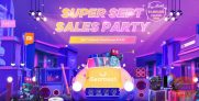 Oferta - Super Sales Party de setembro da Gearbest Mi Band 4 ao 9.99 € o 01 de setembro no 15
