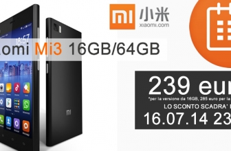 Open buying group for Xiaomi Mi3