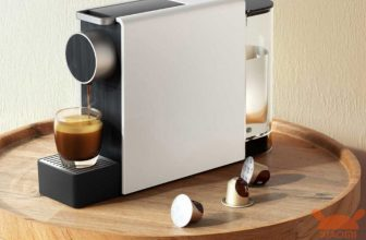 Xiaomi SCISHARE S1201 the coffee machine today on offer at 99 €