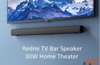 Kode Diskon - Redmi TV Bar Speaker 30W seharga € 53 Xiaomi TV Bar Speaker model baru seharga € 80