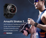 Xiaomi Amazfit Stratos 3 Global till 139 €