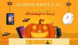 Oferta - Festa de Halloween Super de GeekMall.it