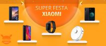 Offer - Produtos para festas do evento Xiaomi da GeekMall.it