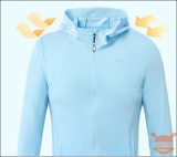 Crowdfunding Xiaomi: SUPIELD + is coming, the breathable jacket that protects against UV rays