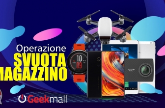 Offerta – Evento Svuota Magazzino da GeekMall.it