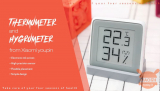 Discount Code - Xiaomi Youpin Precision Thermohygrometer at 7 €